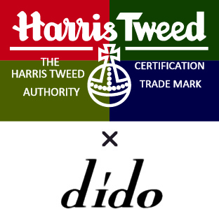 Harris Tweed × dido